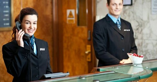Are You Looking For Reception Security Services In Jaipur Contact Span Security Services And Hire Professional Hote Hotel Management Front Desk Hotel Services