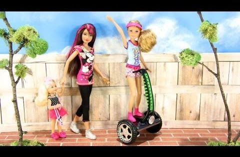 How To Make A Doll Segway Barbie My Froggy Stuff Pinterest Doll Crafts Dolls And Froggy Stuff