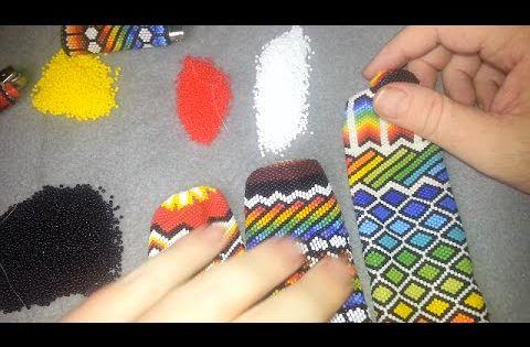 tubular bead crochet instructions