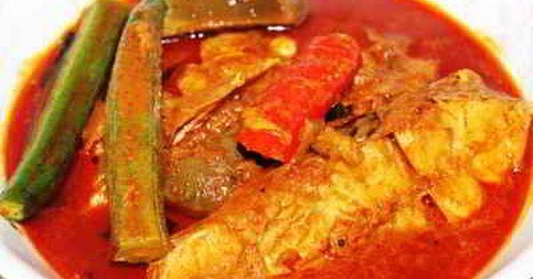 Resep Kari Ikan Kakap Merah Ala Padang Paling Enak Bumbu Balado Resep Masakan Pedas Resep Masakan Cina Resep Sederhana