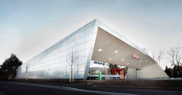 Architecture Architecture Modern Architecture Supermarket Design
