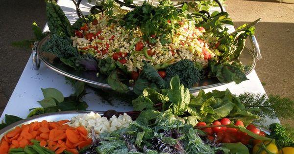 Summer Wedding Buffet Menu Ideas: Summer Wedding Buffet Ideas