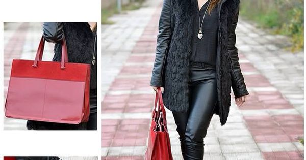 Negro y rojo | MODA | Pinterest | Chic and Hats