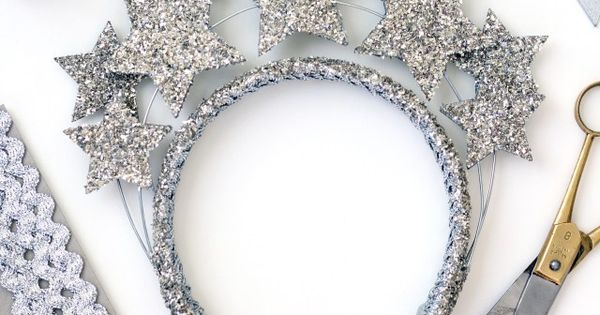 New Year's, Crowns and New years eve on Pinterest