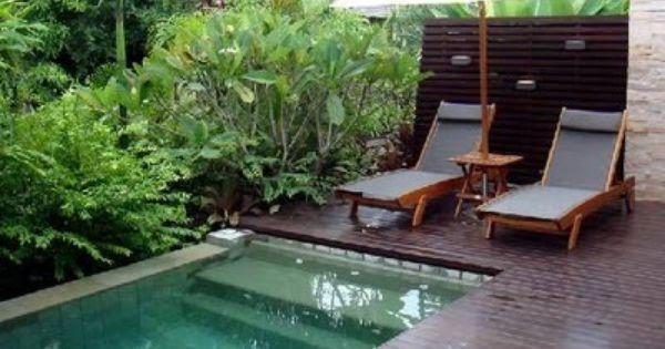 Piscina piscina jacuzzi pinterest for Piscinas p 29 villalba