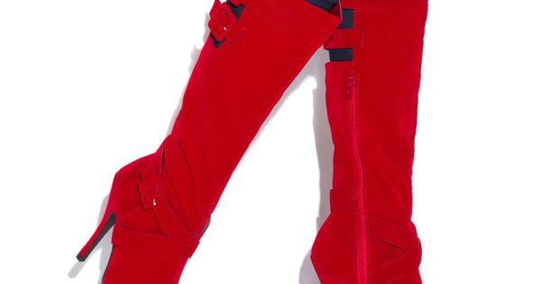 Wakana Boots, Red hot!