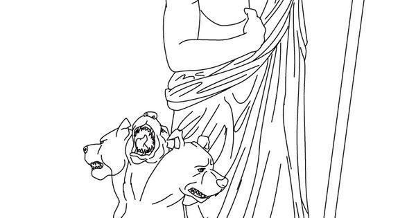 Dios Hades Para Pintar Hermano De Zeus Y Dios Griego Del Infierno Antigua Grecia Pinterest