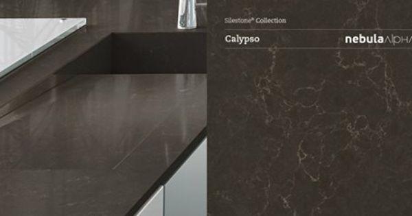 Calypso Nebula Alpha Series Silestone Countertops Silestone Silestone Kitchen