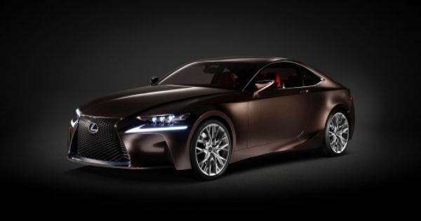 New Lexus Is To Debut At The 2013 Detroit Auto Show New Lexus