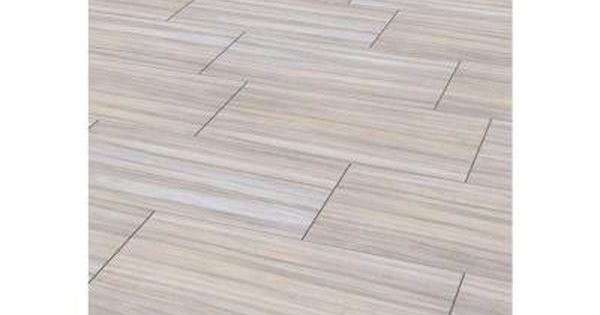Trafficmaster 12 In X 24 In Peel And Stick Gray Linear Travertine Vinyl Tile 20 Sq Ft Case Ss1215 The Home Vinyl Tile Peel And Stick Vinyl Travertine