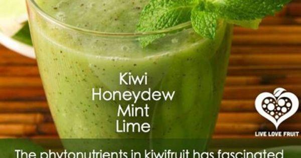 Cilantro, Kiwi smoothie and Smoothie on Pinterest