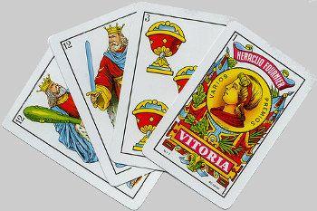 Juegos Con Cartas Españolas Juegos De Cartas Juegos De Baraja Cartas Españolas