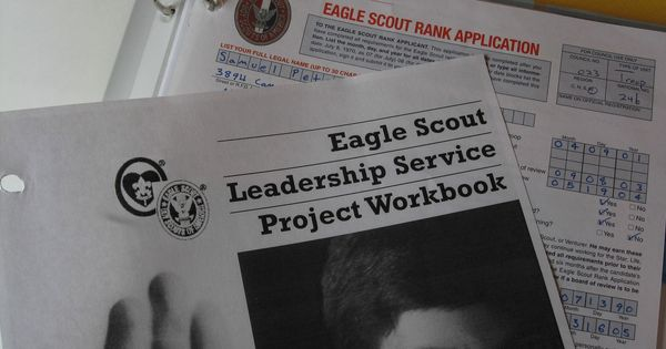 How to Assemble an Eagle Scout Binder Binder, Eagle and