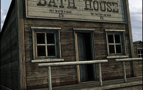 Old Time Bath House Old Country Stores And Mercantiles