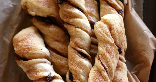 Cinnamon Raisin Twists | Recipe | Cinnamon, Twists and Cup Of Coffee