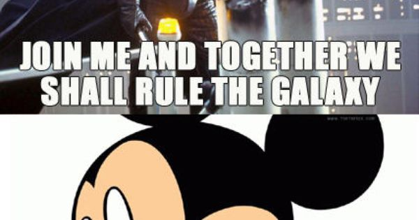This Is What a Disney Star Wars Universe Looks Like [COMIC]