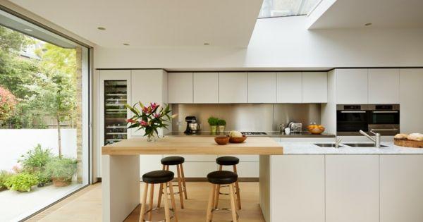 Le meuble pour four encastrable dans la cuisine moderne for Fenetre cuisine moderne