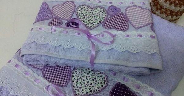 Resultado de imagen para flickr patch aplique toallas for Apliques para toallas