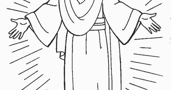 How Do I Follow Jesus Colouring Pages