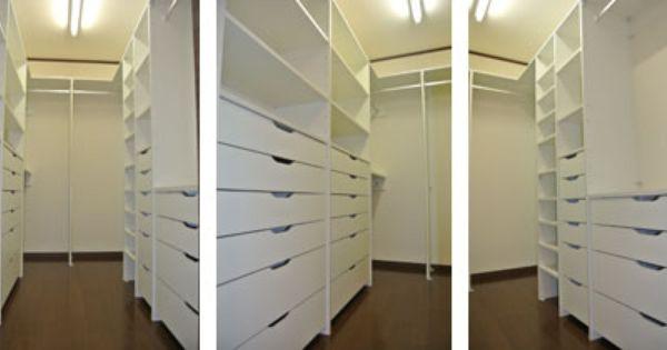 本間工務店の家づくり 施工例6 新潟市 本間工務店 家 クローゼット