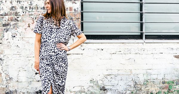 Leopards trends and patterned dress on pinterest