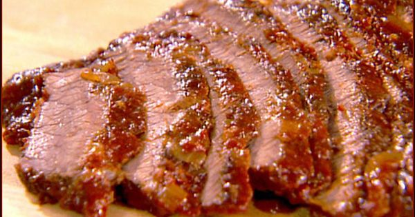 Smoked Corned Beef Brisket~Once you taste corned beef cooked in its own