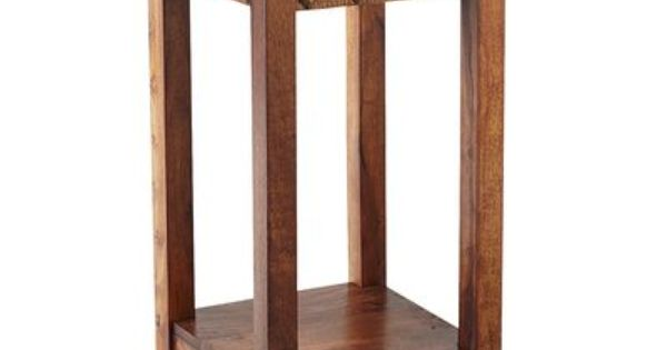 Heera Pedestal Table