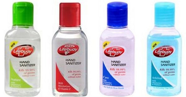 Combo Pack Of Lifebuoy Hand Sanitizers At Rs 165 Sanitizer