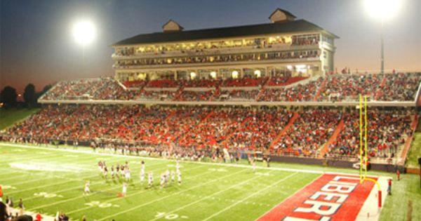 Liberty University Football Stadium Liberty University College Life University