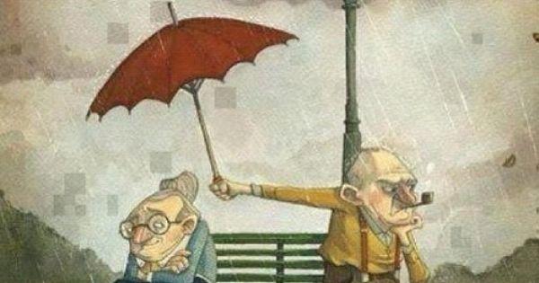 Risultati immagini per pioggia panchina ombrello