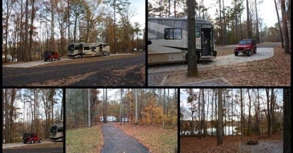 Al Montgomery Gunter Hill Coe Campgrounds