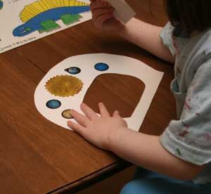 Astronaut Helmet Craft Space Theme Preschool