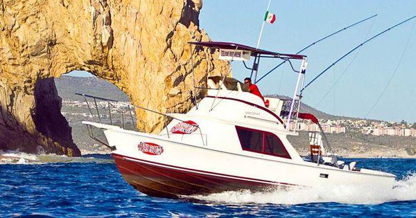 Redrum sportfishing cabo san lucas fishing charter for Fishing cabo san lucas