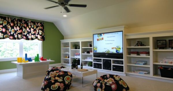 Kids rec room click image to find more home decor for Kids rec room ideas