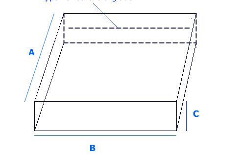 Foam Rectangular Seat Cushion CushionsXpress Website Makes Custom Cushions Good Idea For