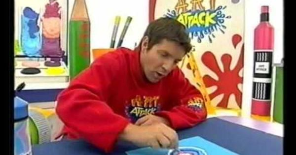 Art attack 39 painting art attack style 39 ncele zle - Art attack manualidades ...