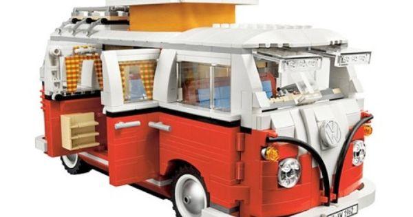 vw vans memorabilia | Lego VW Camper Van « LegitLifeStyle.com – The