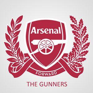 pin di logo sepak bola
