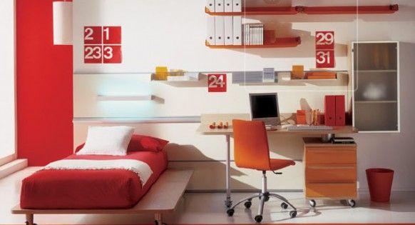Kids room interior rooms pinterest ocio for Departamentos juveniles decoracion