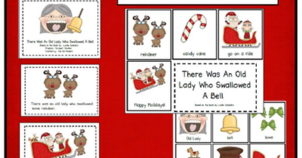 Free printable big book, personal reader, and sequence activity to go with