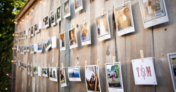 Inspiration Board Transforming A Blank Canvas Sacramento Weddings Backyard Wedding Wedding Shots Offbeat Bride