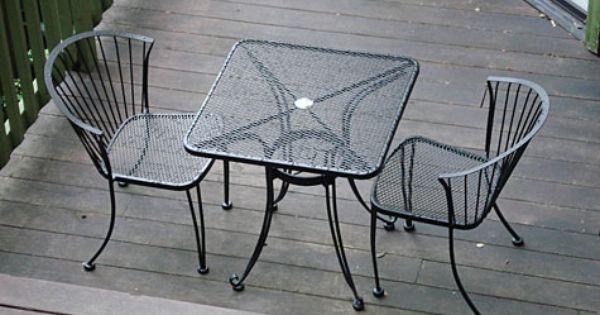 Wrought Iron Patio Chair Costco Google Search Wrought Iron Patio Chairs Wrought Iron Patio Set Iron Patio Furniture