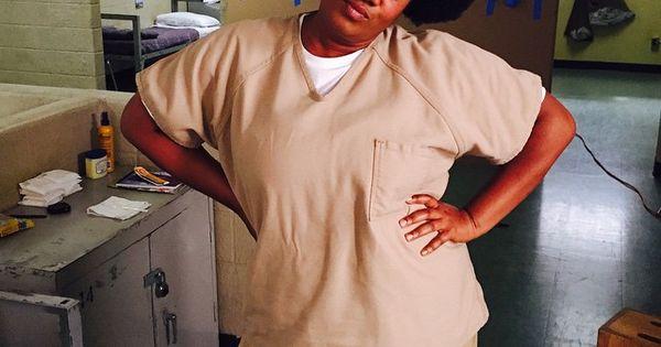 Orange Is The New Black Cindy Black Cindy Hayes Played