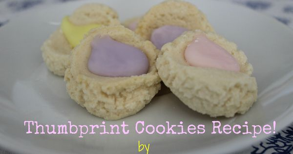 Thumbprints And Ball Cookies Recipe — Dishmaps