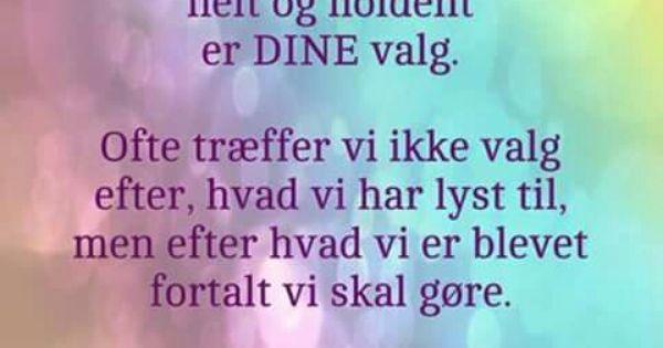 Grin And Bare It Quotes: Pin Af Susanna Skov På Danske Citater/ Danish Quote