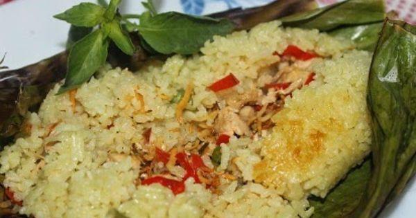 Resep Cara Membuat Nasi Bakar Ikan Teri Sedap Resep Resep Masakan Masakan Indonesia