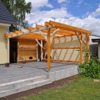 Fotos Aufbau Anleitung Carport Zum Selber Bauen Pergola Pergola Design Pergola Plane