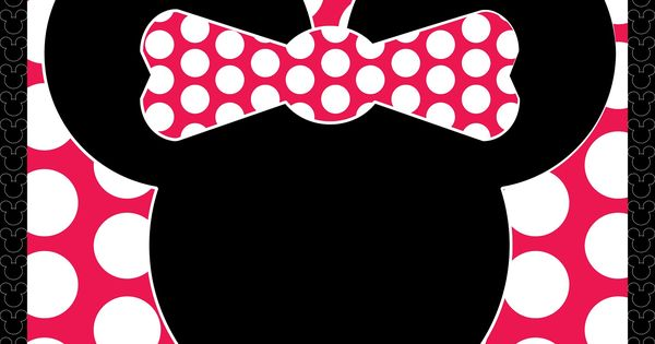 Minnie Mouse Printable