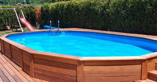 Piscinas elevadas la soluci n r pida y econ mica - Comprar piscina prefabricada ...