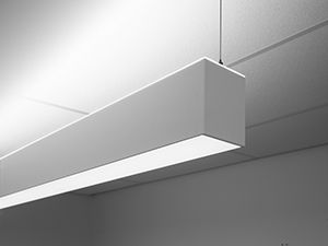 Hp 4 Indirect Direct Pendant From Finelite 2900 Lumens With 36 Watts Light Fixture Office Light Fixtures Design Competitions